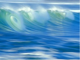 silky waves