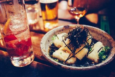 Canberra Akiba Restaurant Civic Japanese agedashi tofu