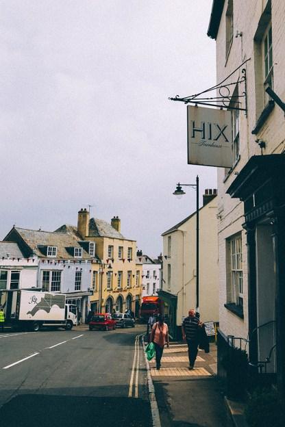 Hix Townhouse Pound Street Lyme Regis