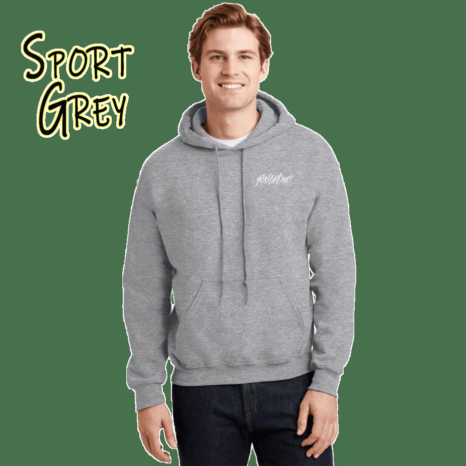 Adult Heavy Blend Hooded Sweatshirt