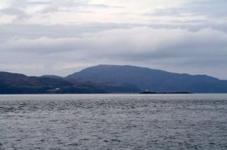 Ruadh Sgeir looking north