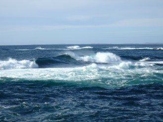 Wild waves, west of Colonsay