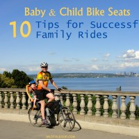 Baby and Child Bike Seats: 10 Tips for Successful Family Rides