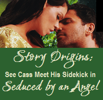 Seduced By An Angel (Velvet Lies Series) by Adrienne deWolfe