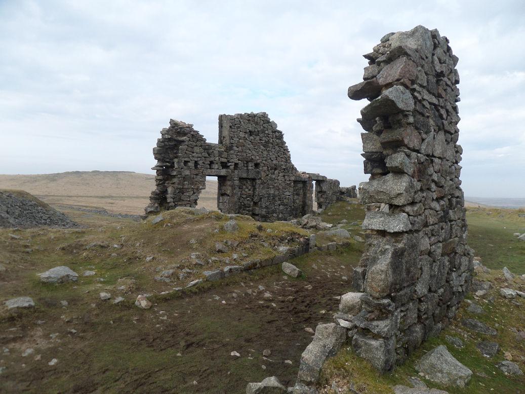 Dartmoor – unexpected industry