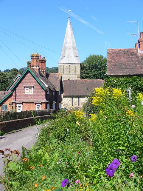 Church Hill, Shere