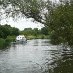 River Wey by Godlaming (geograph)