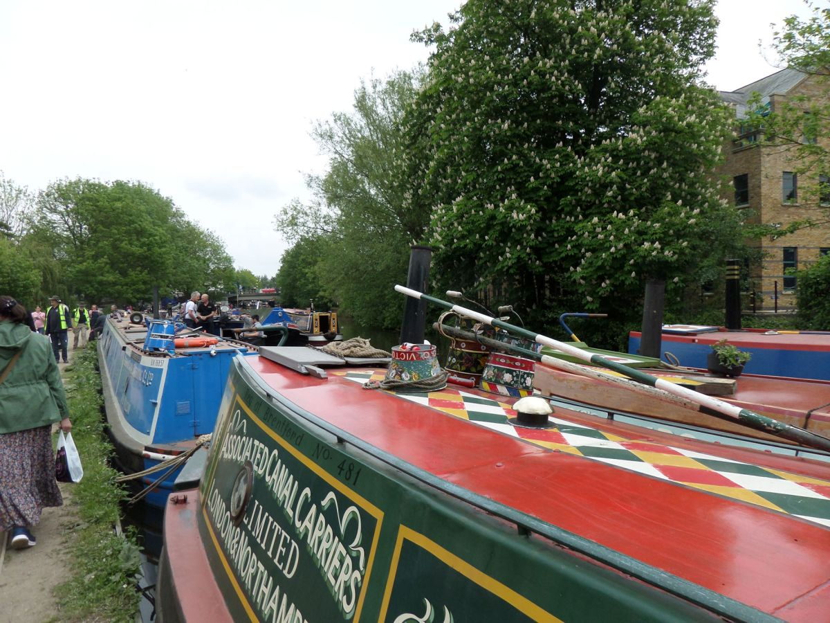 The Rickmansworth Canal Festival