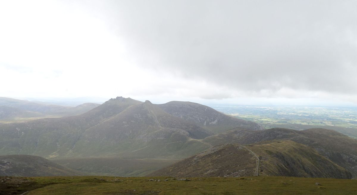 Slieve Donard 2: Mourne with joy