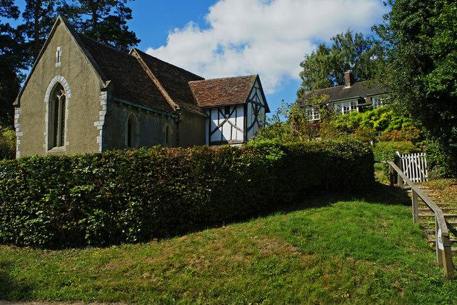Little Hampden Church