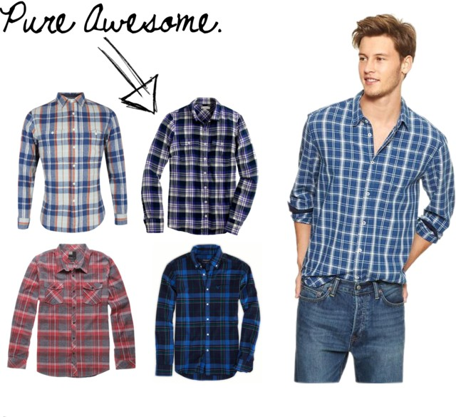 Check Shirts – My Two Cents