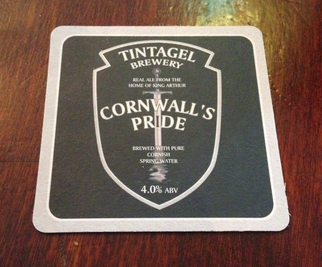 Ale Review – Cornwall's Pride from the Tintagel Brewery