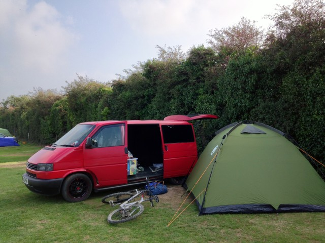 Coleman Instant Dome 5 Tent Review Whilst Camping In Cornwall