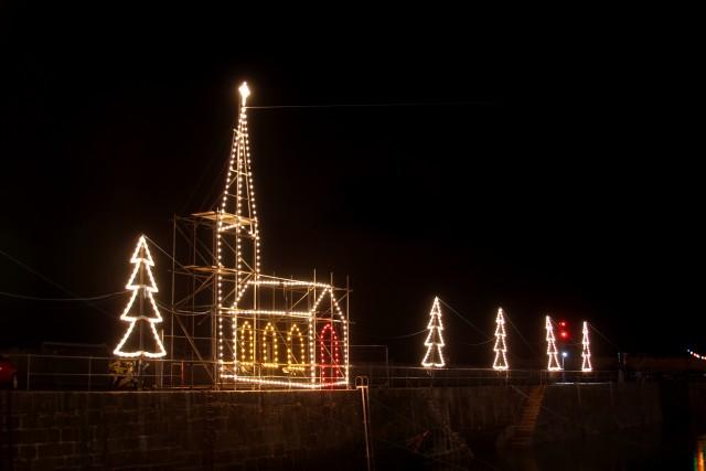 Mousehole Lights 2014