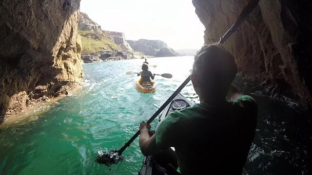 Tunnel Kayak Kaafu Fatyak