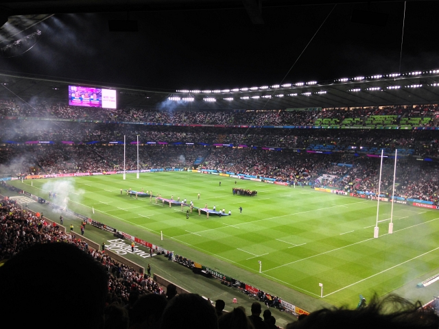 England Vs Wales Twickenham Rugby World Cup 2015