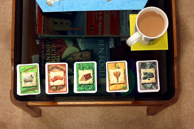 Settlers Of Catan Cards