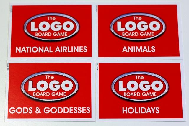 Logo Board Game