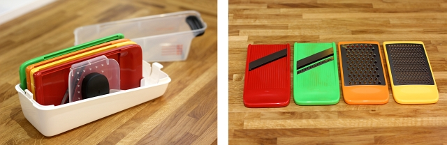 Oxo Grate and Slice Kit