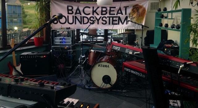 Backbeat Soundsystem Instruments