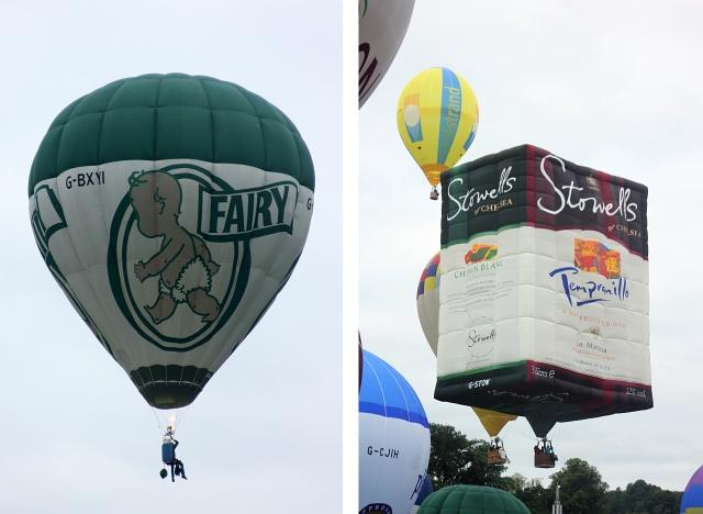 Fairy Hot Air Balloon