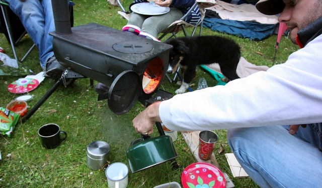 Stove Cooker Camping