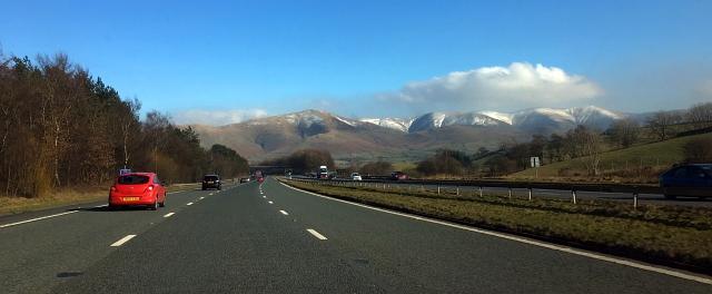 Lake District View A66
