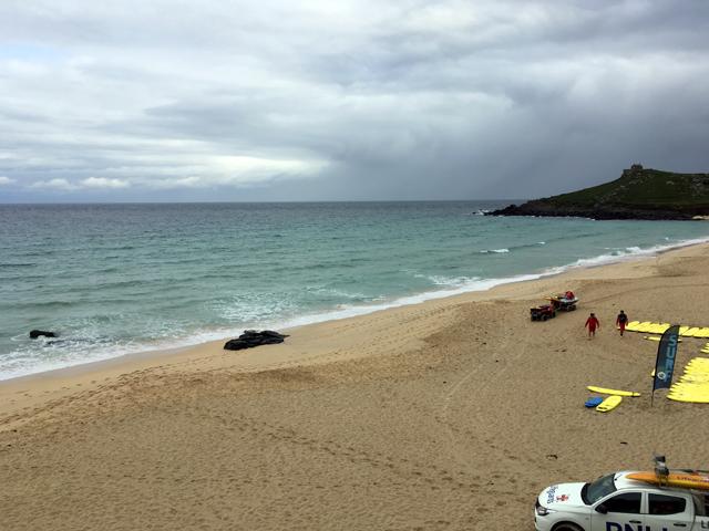 Beach St Ives