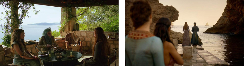 Dubrovnik Photos Game Of Thrones Throne