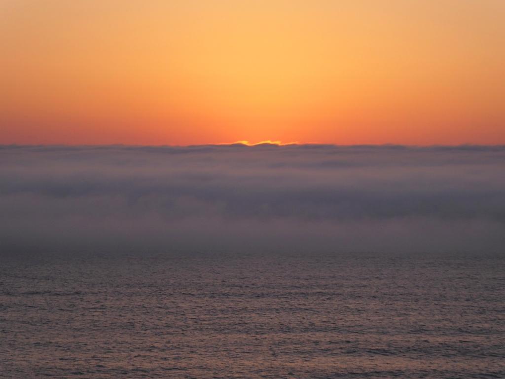 Beach Sunset Sennen Cornwall
