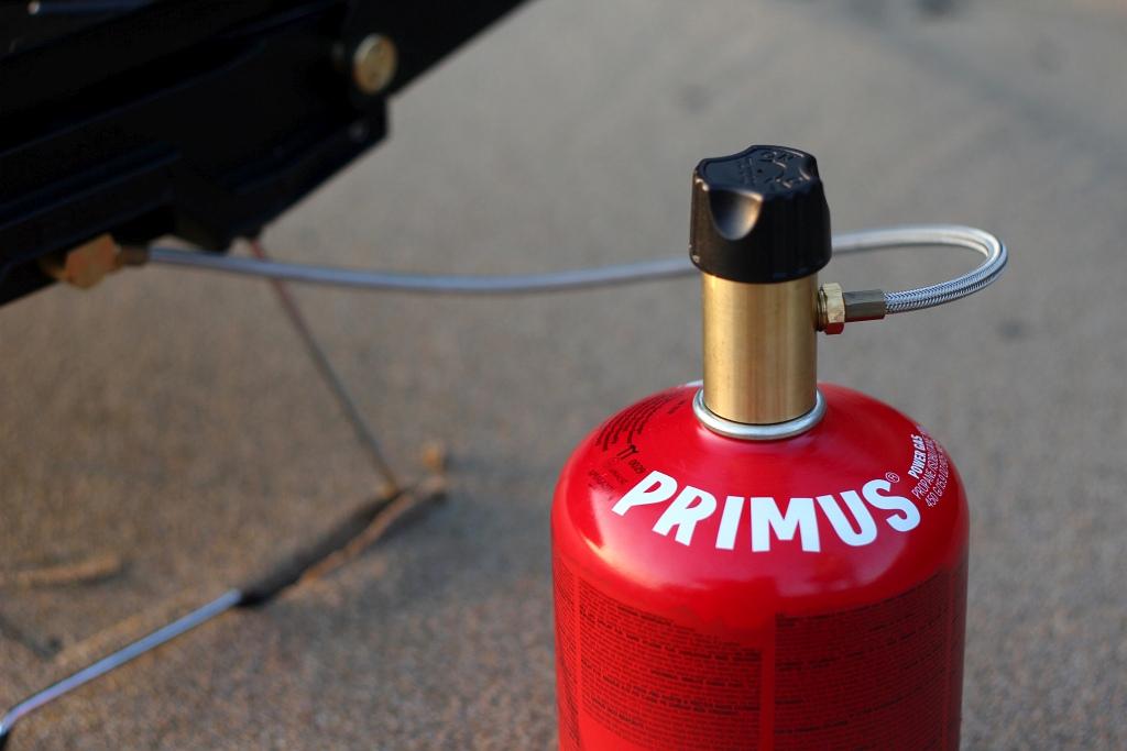 Kuchoma Gas Grill Primus
