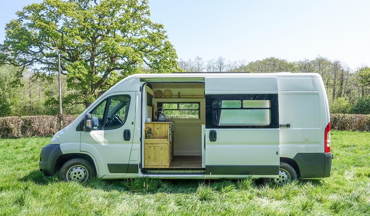 Citroen Relay campervan