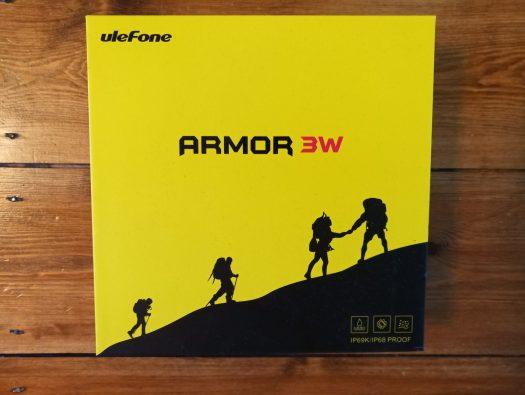 Ulefone Armor 3W box