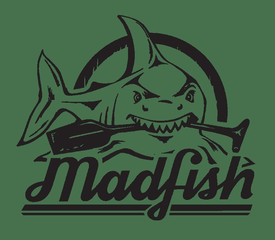 Madfish Wildwasser SUP Schule