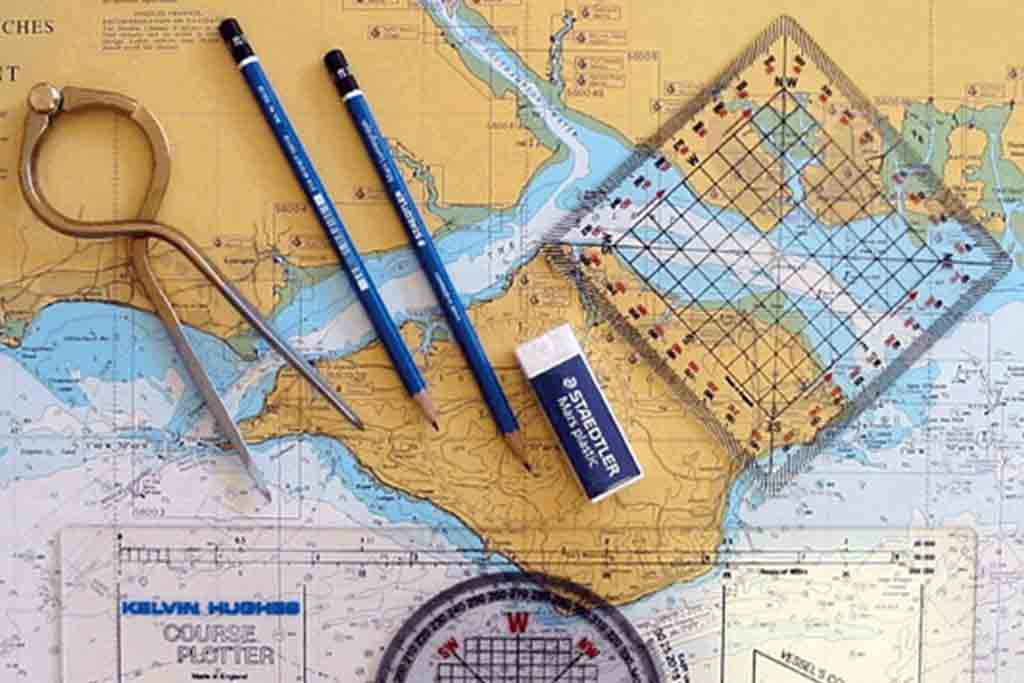 Wild West Sailing | RYA Day Skipper Theory & Navigation Course