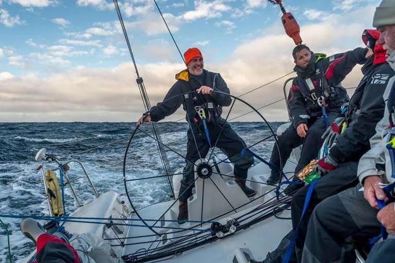 Tim Takes Control | Wild West Sailing | Co. Sligo, Ireland | Coastal Skipper Course | Wild Atlantic Way