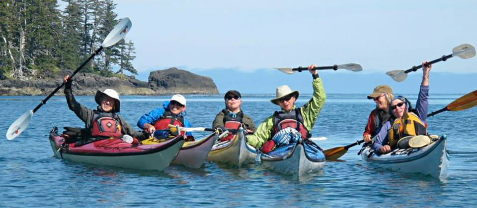 Haida Gwaii Kayak Adventure