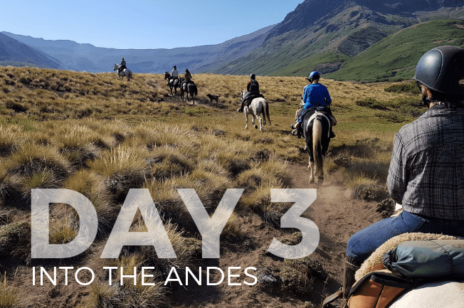 Patagonian Cordillera Riding Adventure - Wild Women