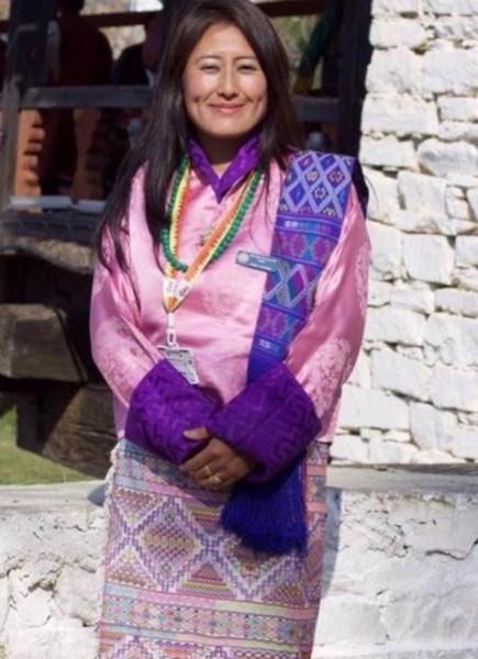 Photo of Chhimi Dema.