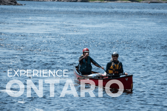 French River Canoe Trip