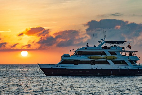 Photo of Yachting in the Galápagos Islands.