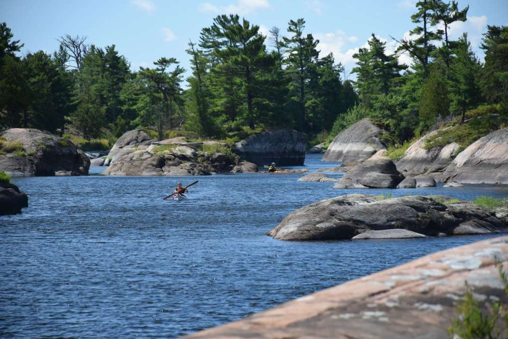 French River to Byng Inlet Kayak Expedition