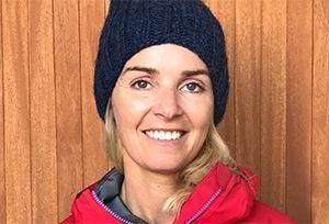 Photo of Sigrún Guðmundsdóttir.