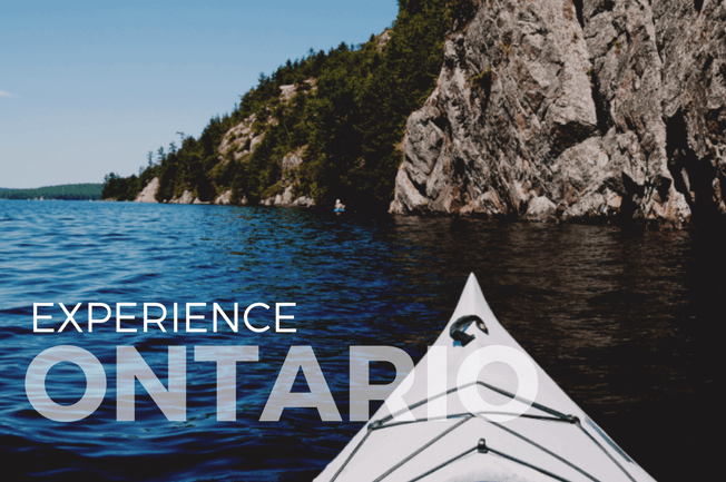 Georgian Bay Kayak & Yoga Trip