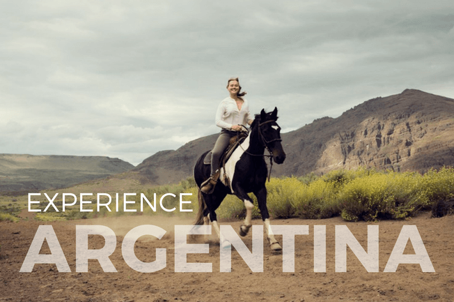 Patagonia Cordillera Riding Adventure