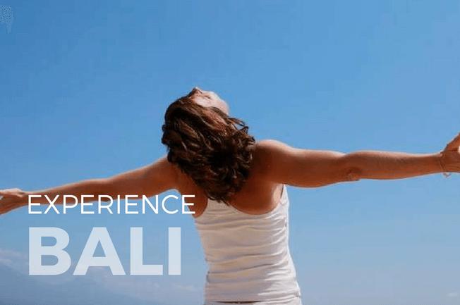 The Magic of Bali Adventure