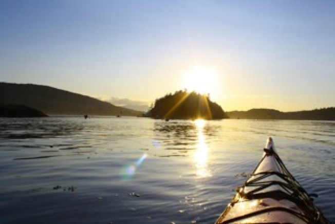 salt spring kayak