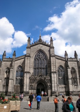 St. Gile's Cathedral