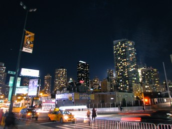 This image and the next I hope captures the contrasting, yet complementary experiences I had of NYC. The fast-paced...