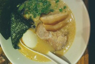 Shiromaru Special (Tonkatsu broth) @ Ippudo, Pavilion